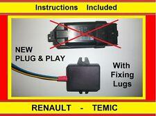 RENAULT Megane Scenic Clio - Module moteur lève-vitre électrique TEMIC