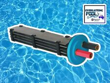 Chloromatic P100 P Series Salt Water Pool Chlorinator Cell P 100 With NEW Lead