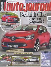L'AUTO JOURNAL n°859 du 12/07/2012