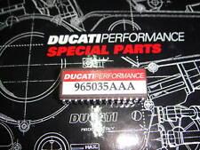 Ducati 916SP  Eprom Chip Open Exhaust 965035AAA P8 ECU