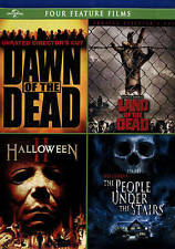 Dawn of the Dead Land of the Dead The People Under the Stairs (3-Disc DVD)