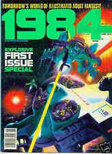 1984 / 1994 # 1 (Richard Corben) (Warren Mag, USA,1978)