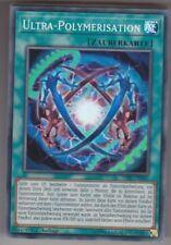 Yu-GI-OH Ultra Polymerisation Super Rare HISU-DE043 NEU!