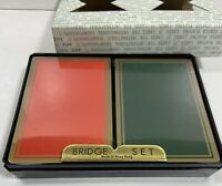 VTG AGC for International Championships Bridge Playing Cards Double Deck Sealed