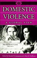Domestic Violence: A Global View (A World View of Social Issues)-ExLibrary