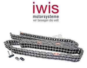 For Mercedes W203 W208 W220 Engine Timing Chain Master Link OEM Iwis 0039976894