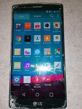 LG G4 Mobile Phone - working - Cracked Screen - 32GB