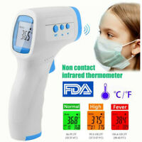 Non-Contact LCD Digital Infrared Thermometer Handheld Laser Temperature Gun US&
