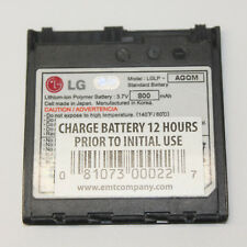 LG LGLP-AGQM Battery Pack Li-Ion Polymer 3.7 V 800 mAh for VX8600 Cellphone Blue