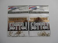 2 packs Tubertini Hooks, various patterns