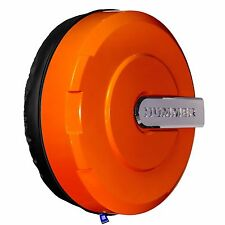 "32"" Hummer H3 Xtreme Tire Cover - Color Matched - Solar Flare"