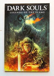 Dark Souls Legends of the Flame *S&D* Titan Comics Graphic Novel Comic Book