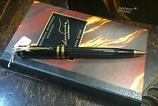 Rare Limited Edition 1997 Mont Blanc  Russian Poet DOSTEOEVSKY PEN.