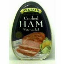 Ox & Palm Cooked Ham Water Added 16oz 454g