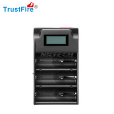 TrustFire TR-008 3V/4.2V Ni-MH Battery Charger For 18650 25500 26650 26700 32650