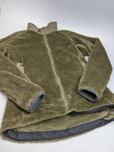 Arcteryx Leaf Delta SV Jacket Green Sz L  (Old Gen-Canada-CAG-DEVGRU)