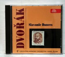 KAREL SEJNA - DVORAK slavonic dances SUPRAPHON CD NM