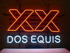 """New Dos Equis Beer Bar Cub Party Ligh 00004000 t Lamp Decor Neon Sign 17""""x14"""""""