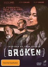 Broken (DVD, 2018) Ex rental