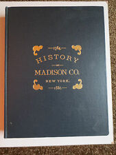History of Madison County New York by Jame H. Smith 1880 (1979) Reprint
