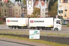 Herpa MINIKIT MB S pianificare-camion Schenker 013321