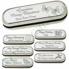 Personalised Glasses Case 70th 80th 90th Birthday Gift For Him Or Her Gifts Idea