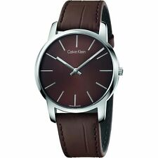 Calvin Klein Men's Quartz Watch K2G211GK