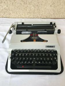 Erika Mod. 60 Rare German typewriter NEW!
