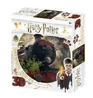 The Hogwarts Express Harry Potter Super 3D Puzzles 500 Pieces