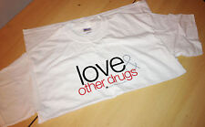 Promotional T-Shirt: LOVE AND OTHER DRUGS 2010 Jake Gyllenhaal Anne Hathaway