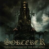 SORCERER - THE CROWNING OF THE FIRE KING (2017)   CD NEU