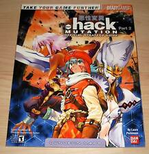 . Hack Mutation-BRADYGAMES OFFICIAL STRATEGY GUIDE (dothack Dungeon maps)