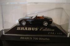 BRABUS Edition SLS Roadster 700 Biturbo IAA 2011 PC-Sondermodell  Limit.Edition