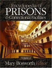 Encyclopedia of Prisons and Correctional Facilities-ExLibrary
