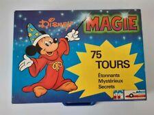 Mallette de magie mickey Disney Vintage