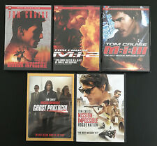 Mission: Impossible Collection DVD Set (5 DVD Set)