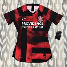Nike Vaporknit Portland Thorns Womens 2019 Home Soccer Jersey Top Size L Sz Xs
