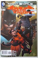 Batman: The Dark Knight #9 (July 2012 DC) (C5198) The New 52 - Night of the Owls