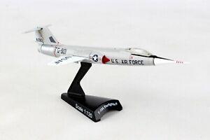 Power Postage Stamp PS5377-3 USAF LOCKHEED F-104 STARFIGHTER 479TH 1:120 MODEL