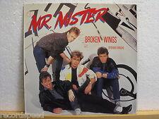"""★★ 12"""" Maxi - MR. MISTER - Broken Wings (Extended Version 5:45 min) RCA 1985"""