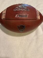 NC State Wolfpack Game Used Football