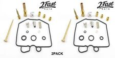 2FastMoto Honda Carb Rebuild/Repair Kit CM400 CM 400 400A 400T 2PACK