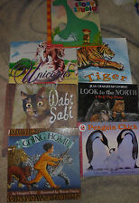 Childrens books Story Studio Unicorns tigers Look to the North Penguin chick lot