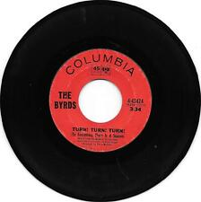 THE BYRDS - TURN! TURN! TURN! - COLUMBIA ORIGINAL - VG++/EX. CON.