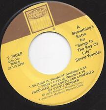 "STEVIE WONDER: SATURN"", ""EBONY EYES""/""ALL DAY SUCKER"", ""EASY GOING EVENING"" EP"