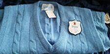 Vintage Mens Deans Sweater Vest New Old Stock