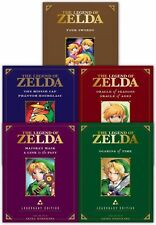Akira Himekawa The Legend of Zelda Legendary Edition 5 Book Collection Vol 1-5
