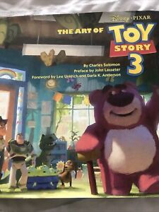 The Art of Toy Story 3 by Charles Solomon (Hardcover, 2010)