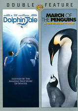 Dolphin Tale/March of the Penguins (DVD, 2013, 2-Disc Set)