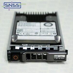 DELL 1.92TB SAS 12G 2.5 READ INTENSIVE SSD 100% HEALTH 0FYFW PX05SR EX VAT £482